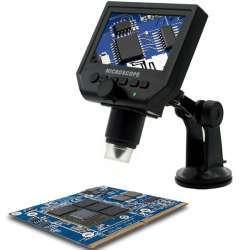 Микроскоп Mustool G600 и его доработка