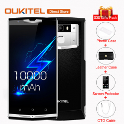 Oukitel K10000 Pro - обновленный монстр!