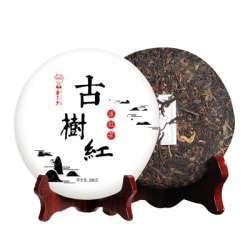 Красный чай из листьев старых чайных деревьев от Ботаника