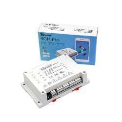 Четырёхканальный выключатель для «умного дома» - Sonoff 4CH Pro