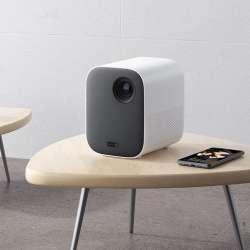 Маленький корпус и большой экран – отзыв на компактный интеллектуальный проектор Mijia