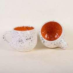 Чашка 'Двойная галактика' от 'Покутськой Керамики'