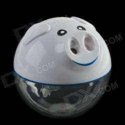 Хрюши ЗА - настольный ультразвуковой увлажнитель воздуха, 4 часа USB питание