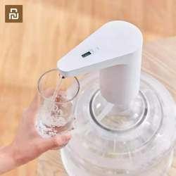 Аккумуляторная помпа XiaoLang для бутилированной воды с определением уровня общей минерализации (TDS)