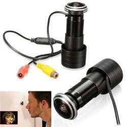 CCD камера – дверной глазок, с углом обзора 170°