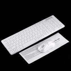 Эргономичный беспроводной комплект - мышь и клавиатура. И очень грязная старая клава(
