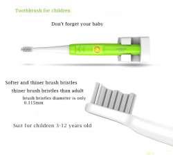 'Детские ' сменные насадки для зубных щеток LANSUNG