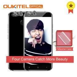 Oukitel U22 - бюджетные 4 камеры