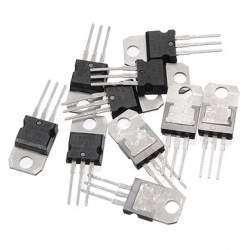 Линейный стабилизатор напряжения или тока LM317