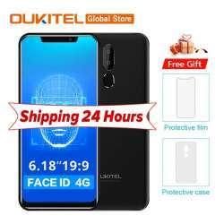 Oukitel C12 Pro - простой, но сбалансированный
