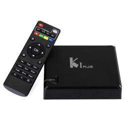 TV Box Videostrong K1 Plus (Amlogic S905): обзор - сравнение с прошлым поколением приставок (MxV на Amlogic S805 ).
