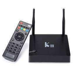 Обзор KIII Мультимедиа ТВ приставка на Amlogic S905 5Ггц WiFi и 1Gb LAN