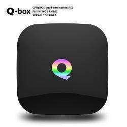 OTT Q-BOX - TV BOX с реальной поддержкой 4K и сверхскоростным интернетом