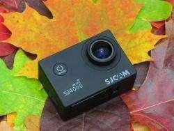 Легендарная камера SJCAM SJ 4000, теперь с WiFi!