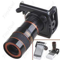 Universal 8x F1.1 Zoom Optical Digital Camera Telescope
