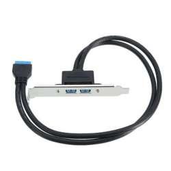 Кабель USB 3.0 на заднюю стенку ПК