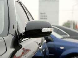 Накладки на зеркала и повторители поворотов для Toyota Camry