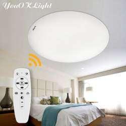 Обзор LED светильника YouOKLight с пультом ДУ