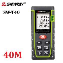 SndWay SW-T40 - отличная лазерная рулетка