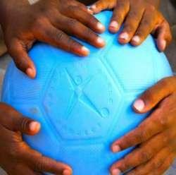 Неубиваемый мяч от проект Oneworldplayproject или удивительные вещи из буржуйнета