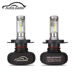 Автомобильные светодиодные лампы Autoleader H4