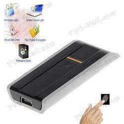 Сканер отпечатка пальца для защиты ПК. Рабочий и действующий.