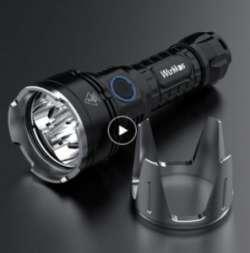 Обзор Wurkkos TS30 - самый злой фонарь в мире