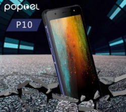Новая модель защищенного смартфона POPTEL - P10 (уже обозван убийцей Samsung Galaxy Xcover 4)