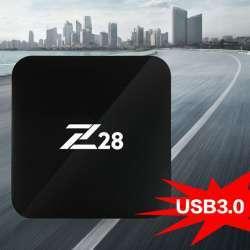 TV-box Z28 на RK3328, Android 7 и с памятью 2+16 Gb и USB 3.0(!)