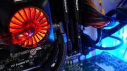 8-ядерный процессор AMD Ryzen  7 1700 из Китая и сборка ПК