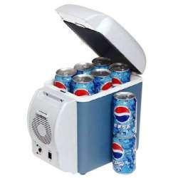 Автохолодильник-нагреватель на 7,5 литров. Хочешь горячее или холодное пиво в машине? Пожалуйста!!!