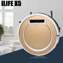 Обзор ILIFE X5 умный робот пылесос с виртуальной стеной