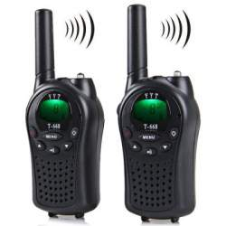 Мини-рации YYT T-668 (Walkie Talkie)
