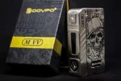 Обзор DOVPO MVV (Skull Edition) – непризнанный король гибридных 'мехмодов'