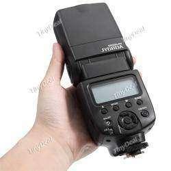 VILTROX Speedlite JY-680A простая мануальная фотовспышка.