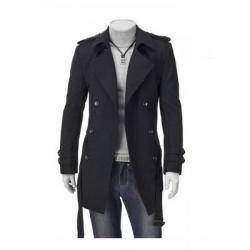 Обзор демисезонного короткого мужского пальто