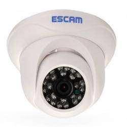 Купольная IP камера Escam Snail QD500 - мегапиксельная сестра для братьев :)