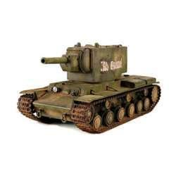 Модель танка КВ-2 в масштабе 1:35 от Trumpeter