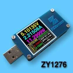 ZY1276, универсальный USB измеритель от YZXstudio
