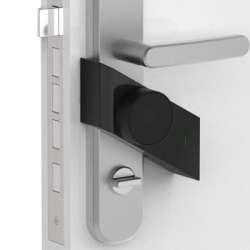 Смарт накладка на дверной замок - Xiaomi Sherlock M1