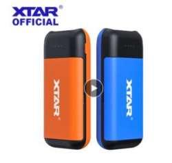 Обзор XTAR PB2C зарядка-кейс-павербанк под 18650