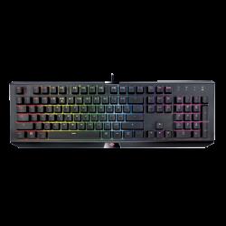 Металлическая механическая клавиатура Trust Cada GXT 890