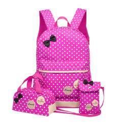 Сет из сумок и рюкзака для маленькой девочки