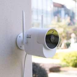 Оборудование для охраны домов — уличная камера xiaovv