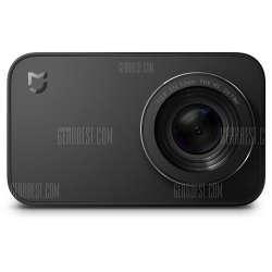 Экшен камера от Xiaomi Mijia с возможностью записи в 4К