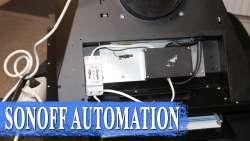 Автоматическое управление вытяжкой с помощью доработанного Sonoff - идеи дешевого умного дома