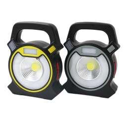 Комбинированный 5-ти ваттный фонарь -прожектор с функцией PowerBank.