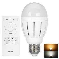 Светодиодный (LED) светильник Mi-light с меняющимся световым спектром.