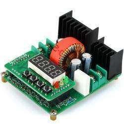 Простенький регулируемый DC-DC преобразователь, или лабораторный блок питания своими руками V2.