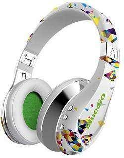 Беспроводные Bluetooth наушники Bluedio Air – модно, стильно, современно.